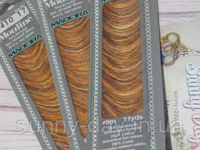 Мулине Madeira меланж, цвет 2410