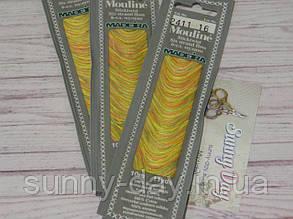 Мулине Madeira меланж, цвет 2411