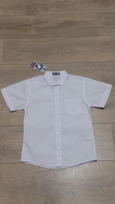 Рубашка Белая для Мальчика 11-12 Лет 917674f33e2