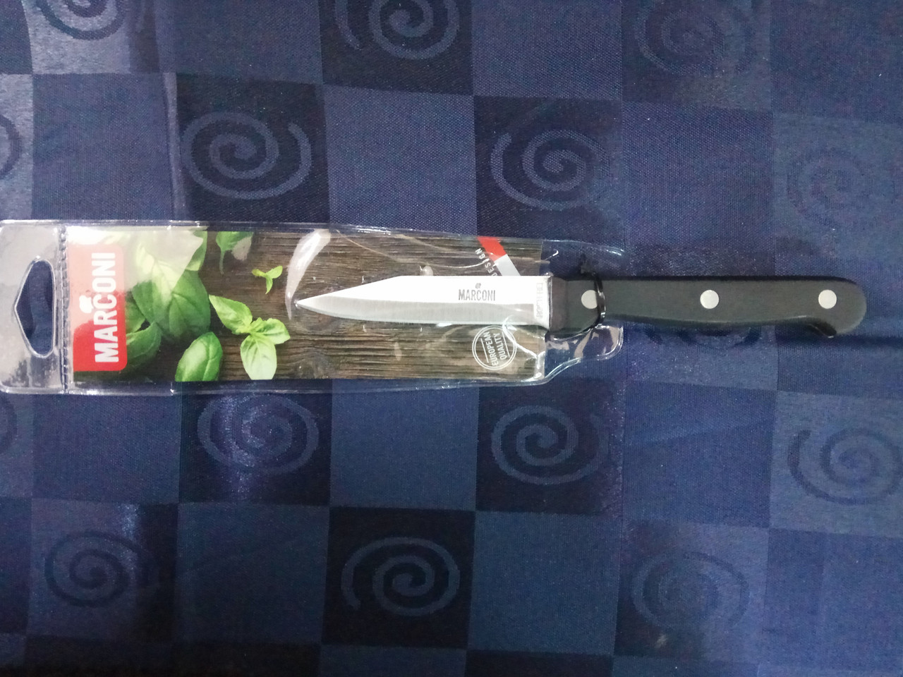 Нож для чистки 8 см