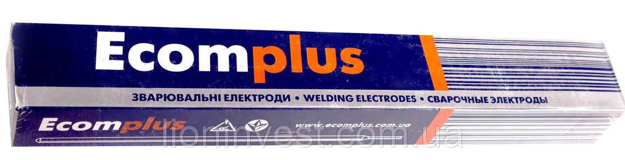 Электроды сварочные для стали EcomPlus АНО-21, d=3 мм