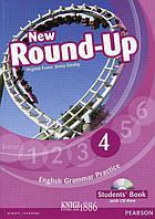 Учебник «New Round Up», уровень 4, Virginia Evans, Jenny Dooley | Pearson-Longman