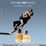 Giorgio Armani Emporio Armani Because It's You парфюмированная вода 100 ml. (Джорджио Армани Бекос Итс Ю), фото 3