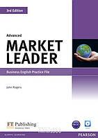 Рабочая тетрадь с аудиодиском «Market Leader» третье издание, уровень (C1) Advanced, David Cotton, Simon Kent, David Falvey | Pearson-Longman