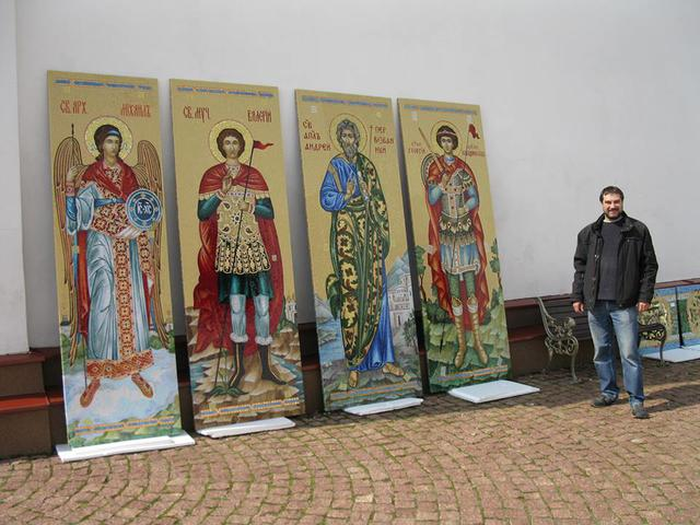 Ростовые иконы