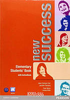 Учебник «New Success», уровень (A1) Elementary, Jeremy Day, Rod Fricker, Bob Hastings, Grant Kempton, Jo Kent   Pearson-Longman