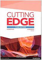 Рабочая тетрадь «Cutting Edge», уровень (A1) Elementary, Saran Cunningham, Peter Moor, Antony Cosgrove | Pearson-Longman