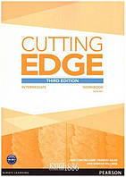 Рабочая тетрадь «Cutting Edge», уровень (B1) Intermediate, Jane Comyns Carr, Frances Eales, Damian Williams | Pearson-Longman