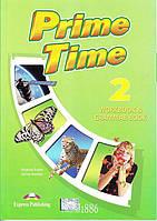 Рабочая тетрадь с грамматикой «Prime Time», уровень 2, Virginia Evans | Exspress Publishing
