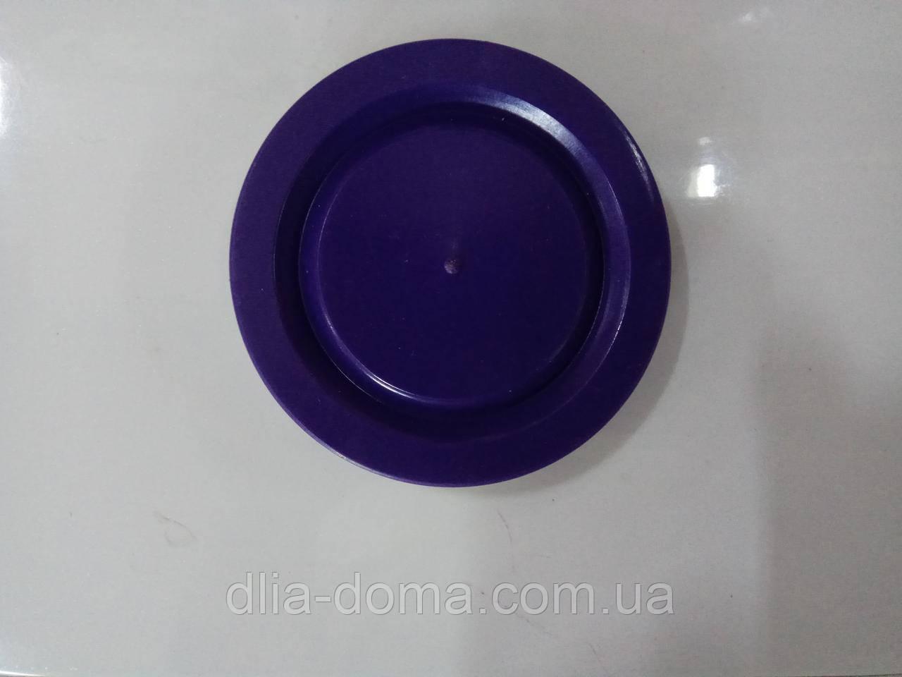 Крышка хозяйственная для банок цветная