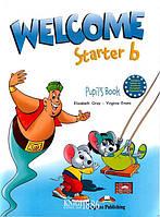 Учебник «Welcome», уровень Starter B, Elizabeth Gray | Exspress Publishing