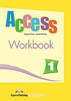 Рабочая тетрадь «Access», уровень 1, Virginia Evans | Exspress Publishing