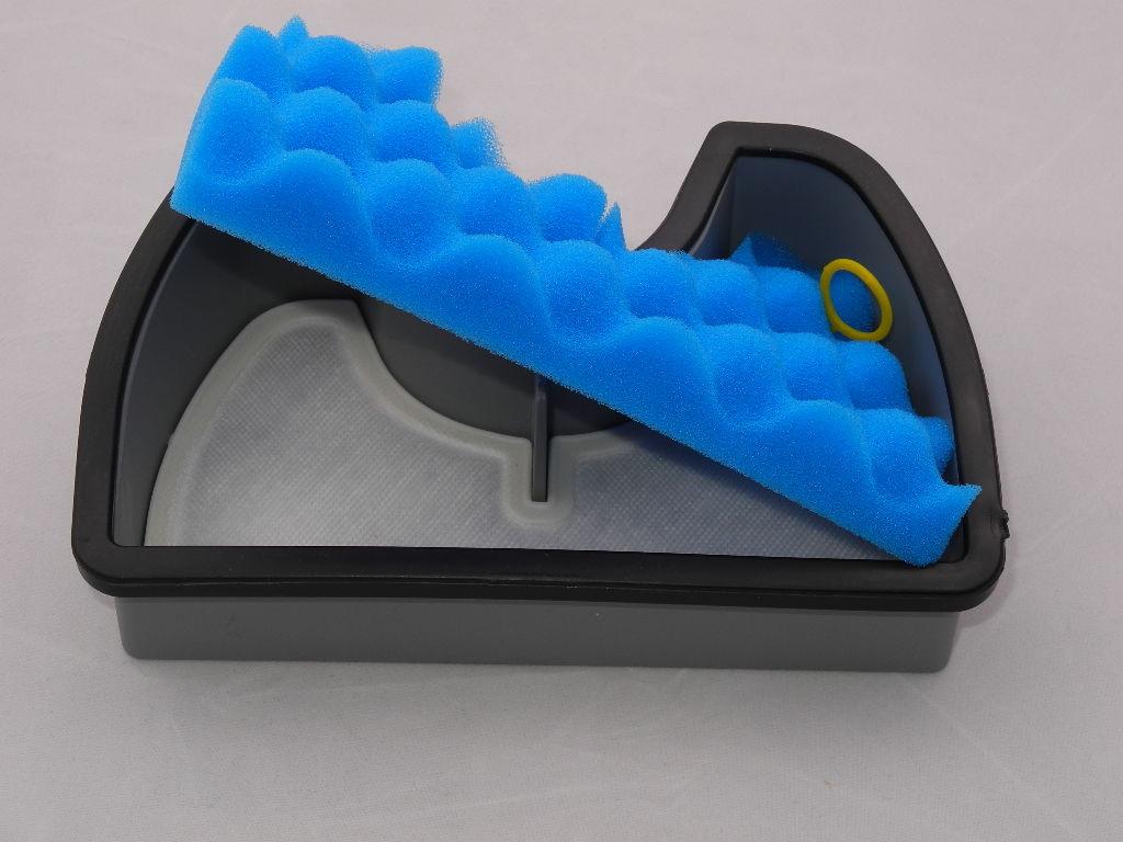 Фильтр поролоновый в корпусе под колбу для пылесоса Samsung (DJ90-00002A)