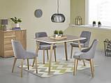 Стіл кухонний обідній з дерева Petrus Halmar, фото 2