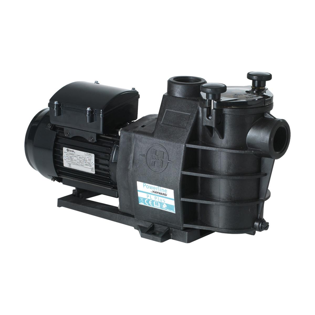 Насос Hayward PL Plus 81030 (220В, 8,6 м³/час, 0.5HP), для бассейнов объёмом до 34,4 м3
