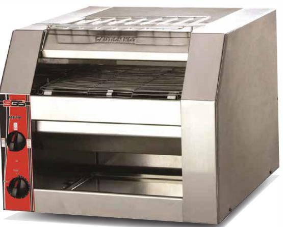 Тостер конвейерный SGS ОЕК 400, фото 2