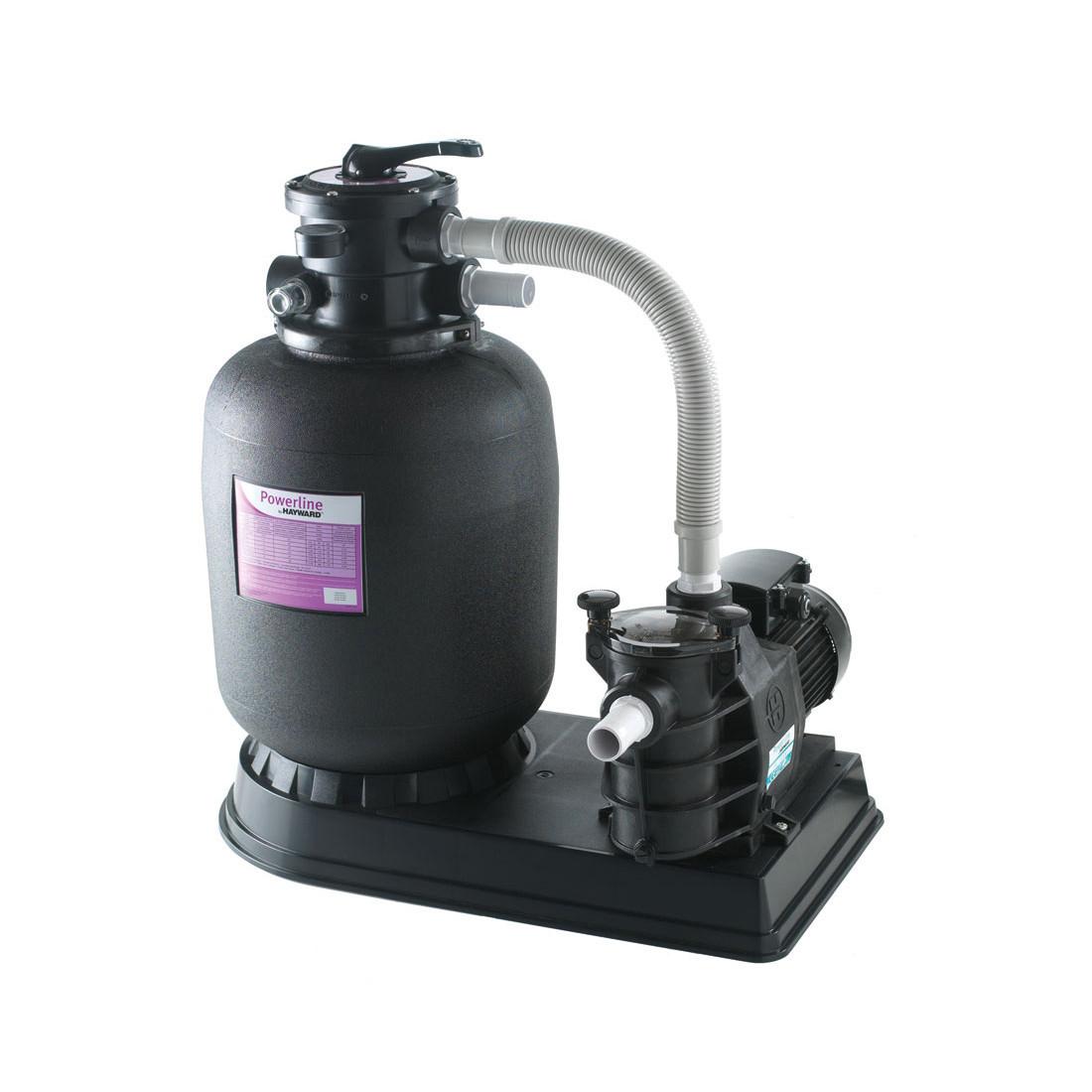 Фильтрационная установка Hayward PowerLine 81070 (6 м3/ч) для бассейна с объёмом воды до 24 м3