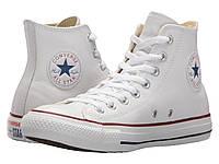 Кроссовки/Кеды Converse Chuck Taylor® All Star® Leather Hi White Leather
