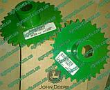 Звездочка H133143  шнека нижнего John Deere SPROCKET, GRAIN ELEVATOR з/ч звездочку h133143, фото 4