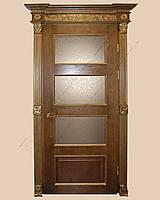 """Двери деревянные """"ДЄ-1"""""""