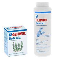 GEHWOL  Соль для ванны с маслом розмарина, 1000 г