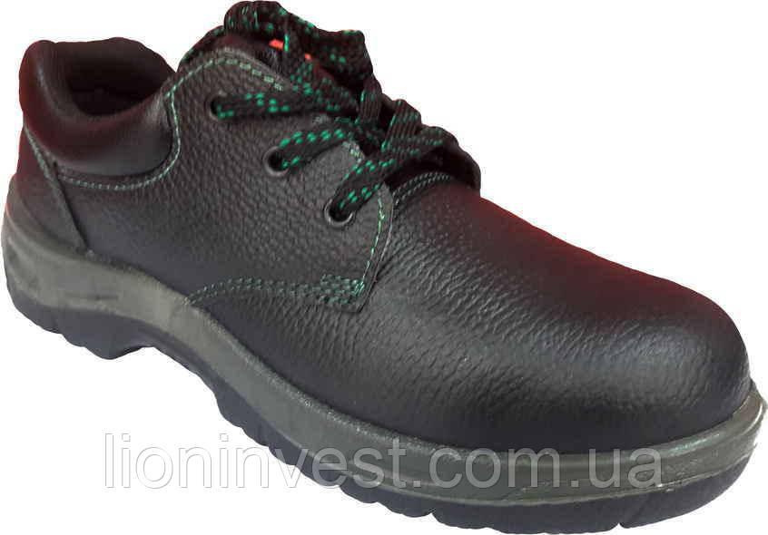 Полуботинки (туфли) рабочие со стальным подноском BRSEMIREIS