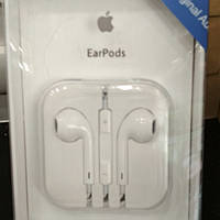 Наушники Apple EarPods копия качества ААА (блистер)
