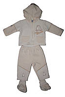 Костюм детский Наш малыш (Куртка+штаны+топы)