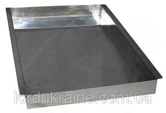 Противень алюминиевый гастрономический GN 2/3 (440x350х20 мм)