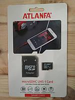 Карта памяти Atlanfa Micro SD 8GB