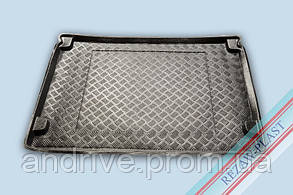 "Ковер багажника Citroen Berlingo 2008-> 5мест (резино/пластик) ""REZAW"" черн."