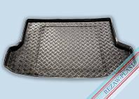 """Ковер багажника Lexus RX-350/400 2010-> (резино/пластик) """"REZAW"""" черн."""