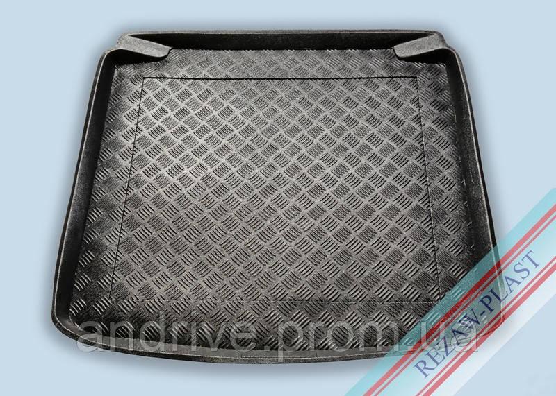 "Ковер багажника Skoda Fabia 2007-2009 вагон (резино/пластик) ""REZAW"" черн."