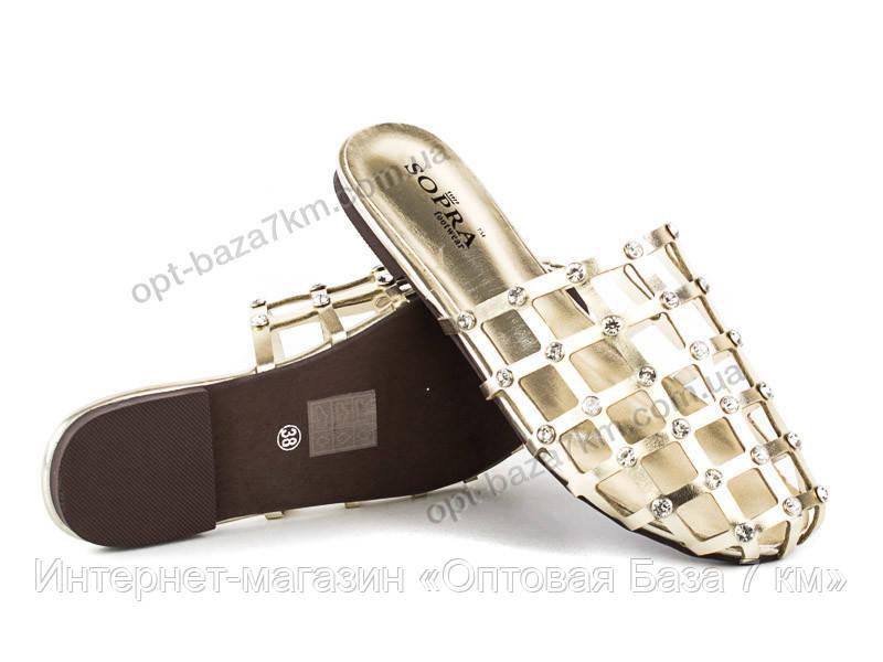 e979bed41 Шлепки женские Allshoes 133446 (36-41) - купить оптом на 7км в одессе, цена  278,60 грн., купить в Одессе — Prom.ua (ID#694314662)