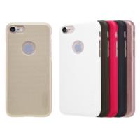 Чехол для сматф. nillkin iphone 7 (4`7) - frosted shield (Белый)