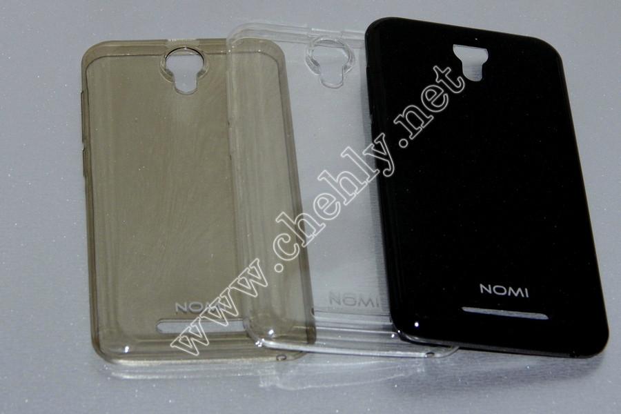 Силиконовый чехол Nomi i5001 Evo M3