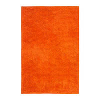 TOFTBO Коврик для ванной, оранжевый