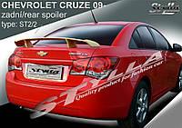 Спойлер тюнинг Chevrolet Cruze