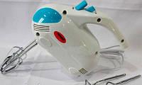 Ручной миксер WIMPEX WX 436, Мощный миксер 250 W 5 скоростей, Миксер для дома, Электромиксер