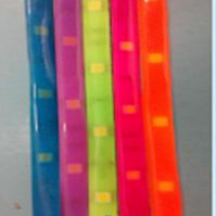 Светодиодная лента Розовая 5М 14,4W IP65