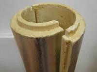 Утепление труб пенополиуретаном, D 45мм, толщина 30 мм, без покрытия