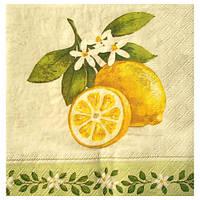 Салфетка Лимон