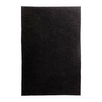 TOFTBO Коврик для ванной, черный , фото 1