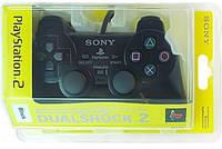 Джойстик PS2 проводной, джойстик для PS2 GamePad DualShock Sony PlayStation 2, игровой джойстик