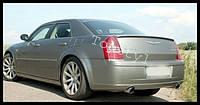 Спойлер сабля тюнинг Chrysler 300C