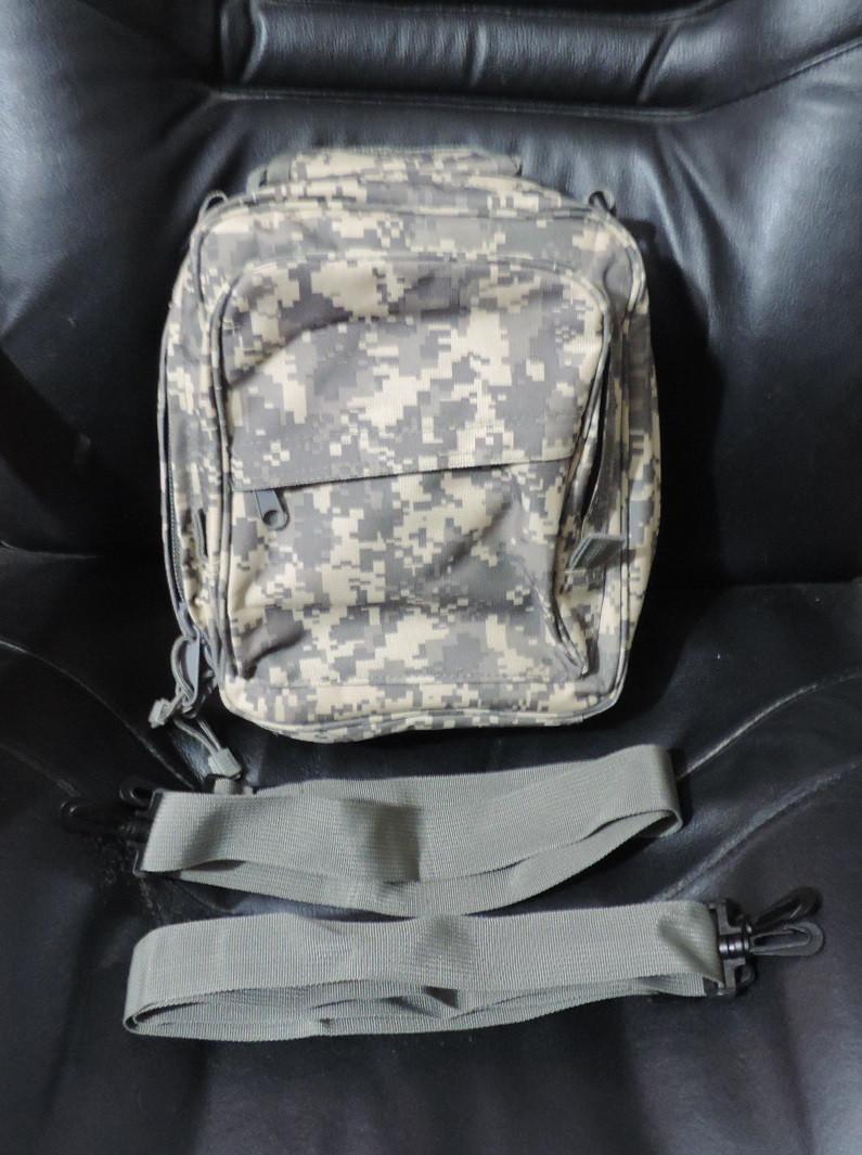 Сумка - рюкзак тактическая двух лямочная мультифункциональная (через плечо, на спину как рюкзак, на пояс). EDS
