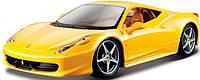 Автомодель - FERRARI ENZO (ассорти желтый, красный, 1:32)  18-44023