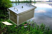 Коптильни для горячего копчения рыбы, мяса, птицы, сала и фруктов