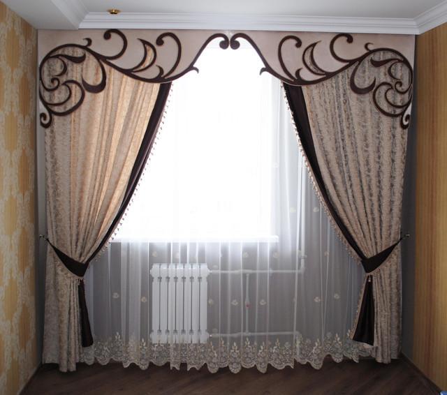 Услуги дизайнера штор. Пошив штор. Киев