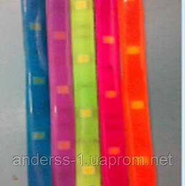Светодиодная лента Оранжевая 5М 14,4W IP65